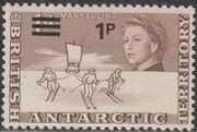 British Antarctic Territory 1971 Definitives Decimal Currency b