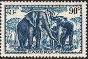 Cameroon 1939 Pictorials p