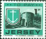 Jersey 1978 Arms and Scenes from Jersey Parishes a