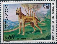 Monaco 1972 International Dog Show a