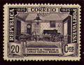 Portugal 1925 Birth Centenary of Camilo Castelo Branco j.jpg