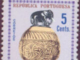 Timor 1961 Native Art