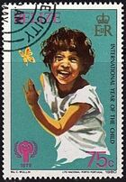Belize 1980 International Year of the Child c