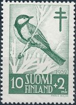 Finland 1952 Fight against Tuberculosis a
