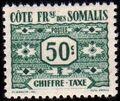 French Somali Coast 1947 Postage Due Stamps c.jpg