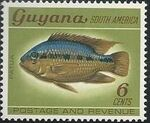 Guyana 1968 Wildlife e