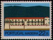 Madeira 1986 Forts in Funchal and Machico a