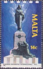 Malta 1988 Anniversaries and Events c