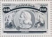 Portugal 1992 EUROPA - 5th Centenary of Discovery of America g