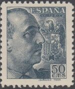 Spain 1939 General Franco - 1st Group e