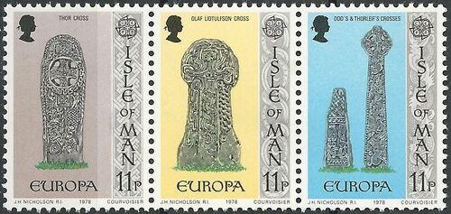 Isle of Man 1978 Europa STb