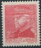 Monaco 1942 Prince Louis II c
