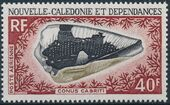 New Caledonia 1968 Sea Shells b