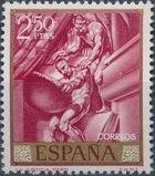 Spain 1966 Painters - José Maria Sert g