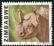 Zimbabwe 1980 Definitives f