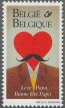 Belgium 1999 Greetings Stamps h