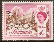 Bermuda 1962 Definitive Issue d