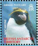 British Antarctic Territory 2008 Penguins of the Antarctic i
