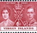 British Virgin Islands 1937 George VI Coronation