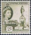 Malta 1956 Elizabeth II m.jpg