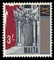 Malta 1967 15th Congress of the History of Architecture d