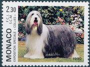 Monaco 1990 International Dog Show, Monte Carlo a
