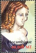 Mozambique 2002 Ships n