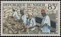 Niger 1963 Niger's Peanut Industry c