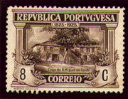 Portugal 1925 Birth Centenary of Camilo Castelo Branco f