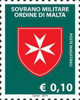 Sovereign Military Order of Malta 2014 The Maltese Cross b