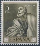 Spain 1963 Painters - José de Ribera i