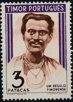 Timor 1948 Native People h