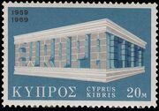 Cyprus 1969 Europa-CEPT a