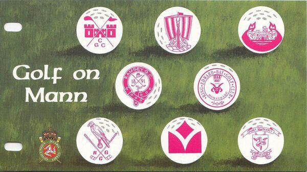 Isle of Man 1997 Golf pp