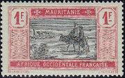 Mauritania 1913 Pictorials o