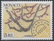 Monaco 1983 The Four Seasons of the Apple Tree d