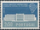 Portugal 1958 6th International Congress of Tropical Medicine and Malaria b