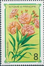 St Thomas and Prince 1978 Flowers d