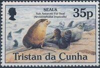 Tristan da Cunha 1995 Seals b