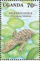 Uganda 1991 Animals of Uganda's Wetlands m