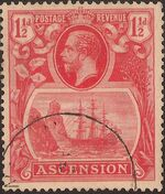 Ascension 1924 Seal of the Colony cd