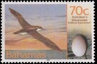 Bahamas 2001 Birds and Eggs k