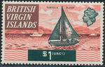 British Virgin Islands 1970 Ships n