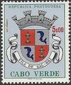 Cape Verde 1961 Arms of Towns of Cape Verde i