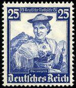 Germany-Third Reich 1935 Regional Costumes h