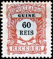 Guinea, Portuguese 1904 Postage Due Stamps f.jpg