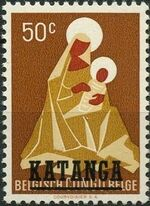 Katanga 1960 Christmas a