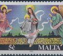 Malta 1994 Christmas