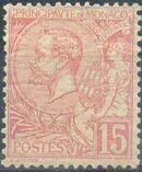 Monaco 1891 Prince Albert I e