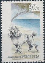 Netherlands Antilles 1993 Dogs b
